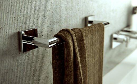 Handdoek accessoires