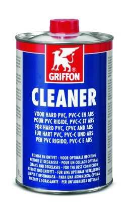 Griffon PVC reinigingsmiddel � 1 ltr.