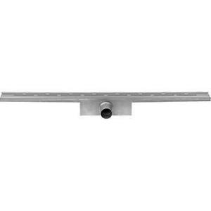 Easy Drain Compact 50 afvoergoot 6x100 cm, zijuitlaat, rvs