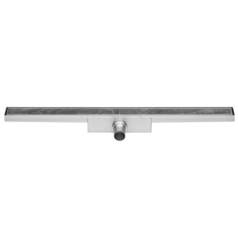 Easy Drain Compact 30 tegel douchegoot 100x6 cm, rvs