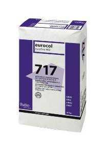 Eurocol 717 Eurofine WD voegmiddel pak � 5kg, antraciet