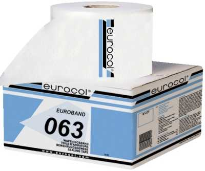 Eurocol 063 Euroband wapeningsband 150 mm, breed doos � 100 meter