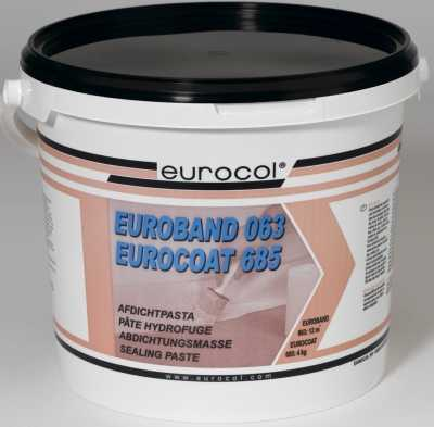 Eurocol 685 Eurocoat � 4kg en 063 Euroband � 12mtr