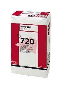 Eurocol 720 Unicol middenbedlijm zak � 25kg, wit
