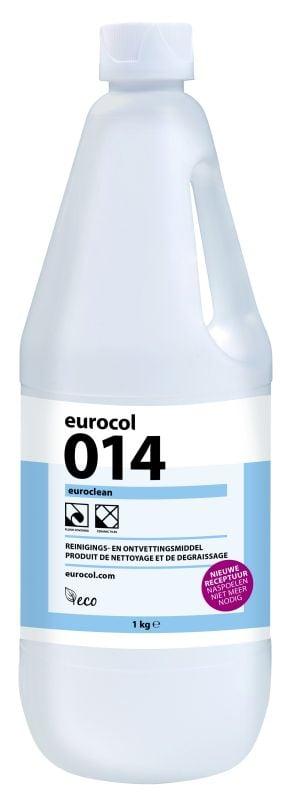 Eurocol 014 Euroclean reinigingsmiddel 1kg