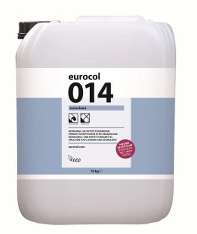 Eurocol 014 Euroclean reinigingsmiddel 10kg