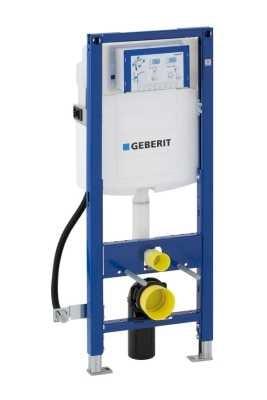 Geberit UP320 Duofix inbouwreservoir voor wandtoilet geschikt voor barri�revrij bouwen 112x42,5x17 c