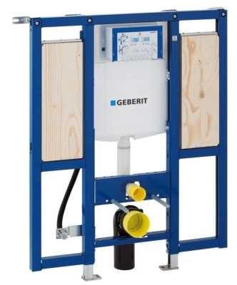 Geberit UP320 Duofix inbouwreservoir armsteun voorbereid 112x88x9-13,5 cm