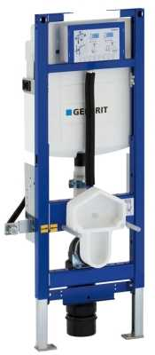 Geberit UP320 Duofix inbouwreservoir variabele toilethoogte 41-49 cm