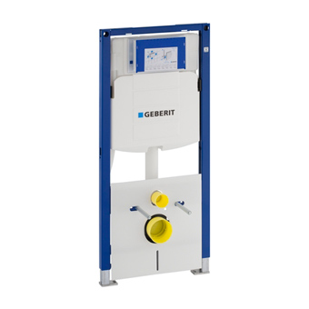 Geberit UP320 Duofix inbouwreservoir 4+2 liter 50x112x15 cm
