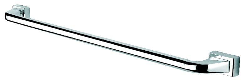 Geesa Bloq wandhanddoekhouder 60 cm, chroom