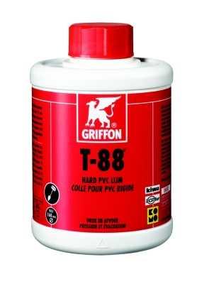 Griffon T-88 lijm KIWA met kwast 1000 ml,