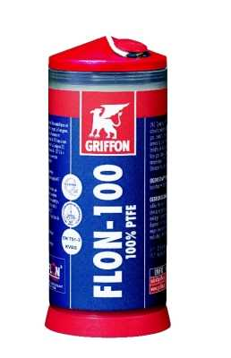 Griffon Flon-100 ptfe afdichtingskoord 175 m