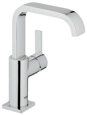 Grohe Allure wastafelmengkraan waste-inrichting chroom 23076000