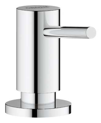 Grohe Cosmo zeepdispenser 400ml, chroom