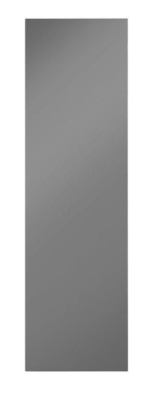 badkamermeubel Spiegels Badkamerspiegel LoooX M Line toiletspiegel 25x70 aluminium