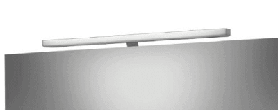 LoooX B-Line LED-verlichting 60 cm 13W 220V, chroom