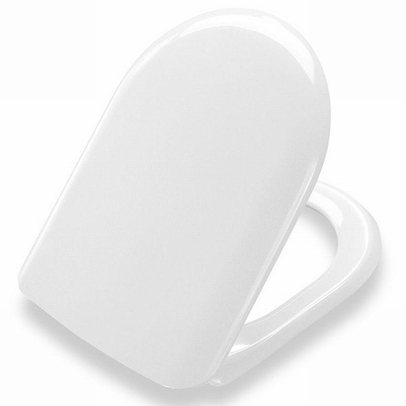 Pressalit Serie 300 closetzitting met deksel, wit