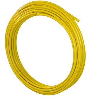 Uponor gasbuis 20 x 2,25mm, prijs per meter, geel