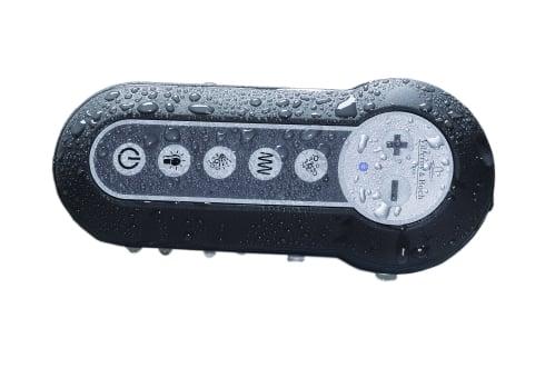 Villeroy & Boch Comfort Control afstandsbediening voor whisper whirlpool