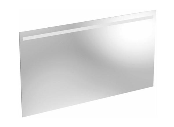badkamermeubel Spiegels Spiegel met verlichting Sphinx Option spiegel inclusief verlichting 120x65x3 6 cm