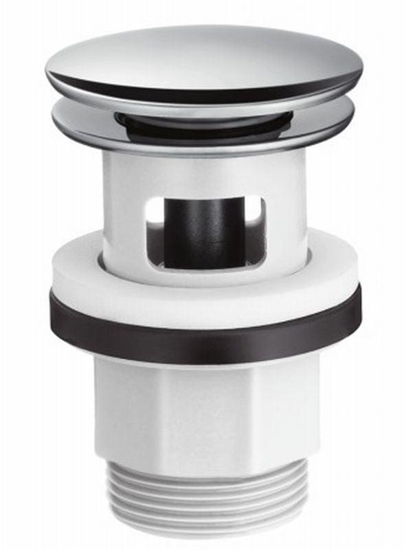 HANSGROHE push-open afvoerplug 1 1-4 CHROOM (50105000)