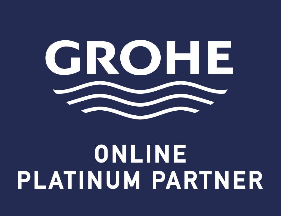 GROHE Eurostyle 1-greeps M-size wastafelkraan met ketting, chroom