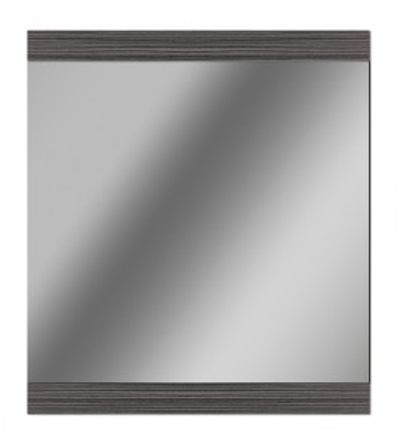 Sub 480 spiegel 80x60 cm, hoogglans wit