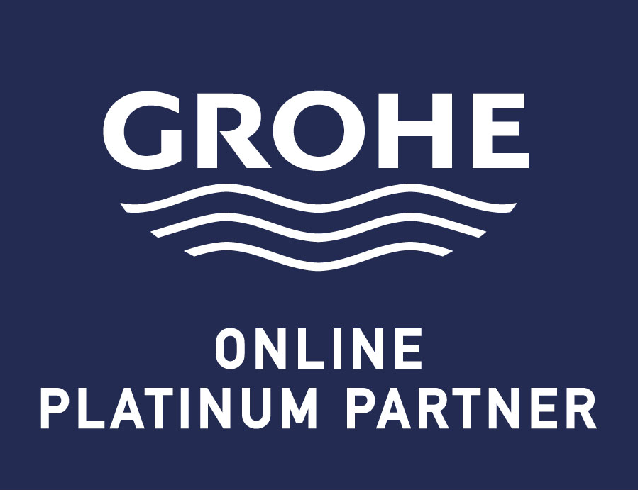 GROHE Euroeco Special 1-gats wastafelkraan verhoogd 4 cm z. waste m medium uitloop, chroom