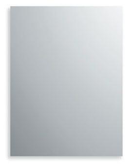 Plieger spiegel rechthoekig 40x80 cm