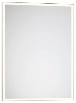 Plieger Raya spiegel met LED-verlichting rondom 100x65 cm