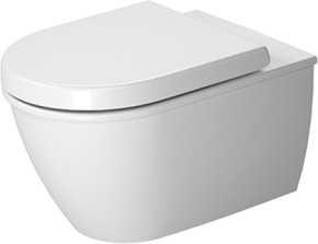 Duravit Darling new hangend toilet 37x54 cm, wit