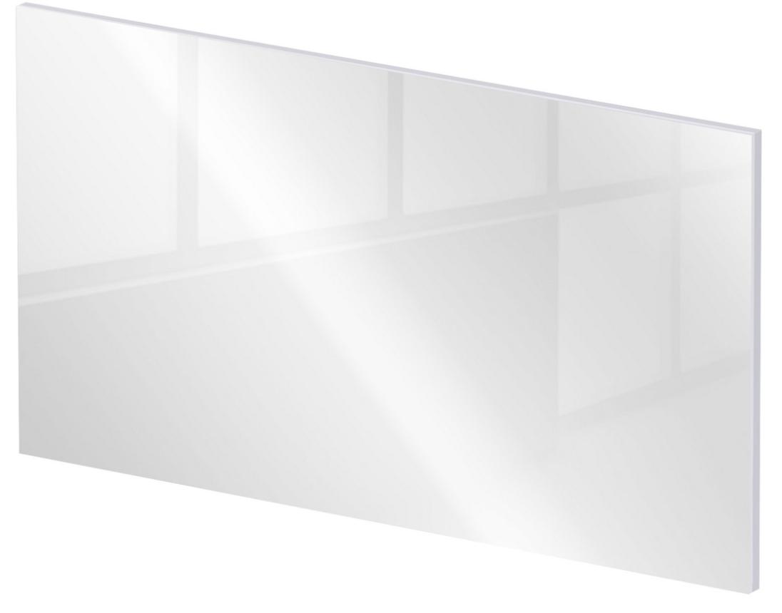 Sub spiegel met schakelaar 1200x25x650mm