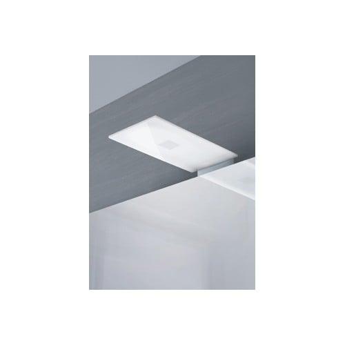 Silkline Slim spiegellamp LED 5W 230 V 7,5x10x15,5 cm, chroom