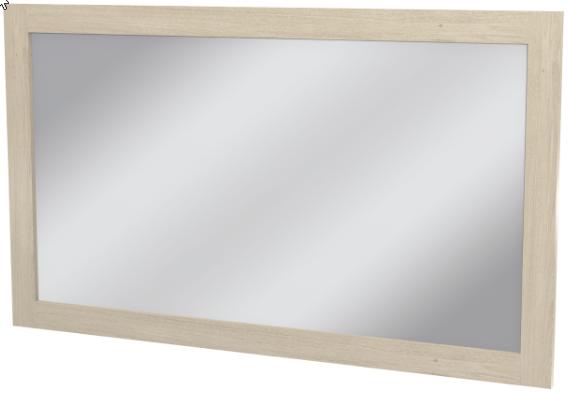 Wavedesign Barolo/san remo spiegel 120x70 cm.