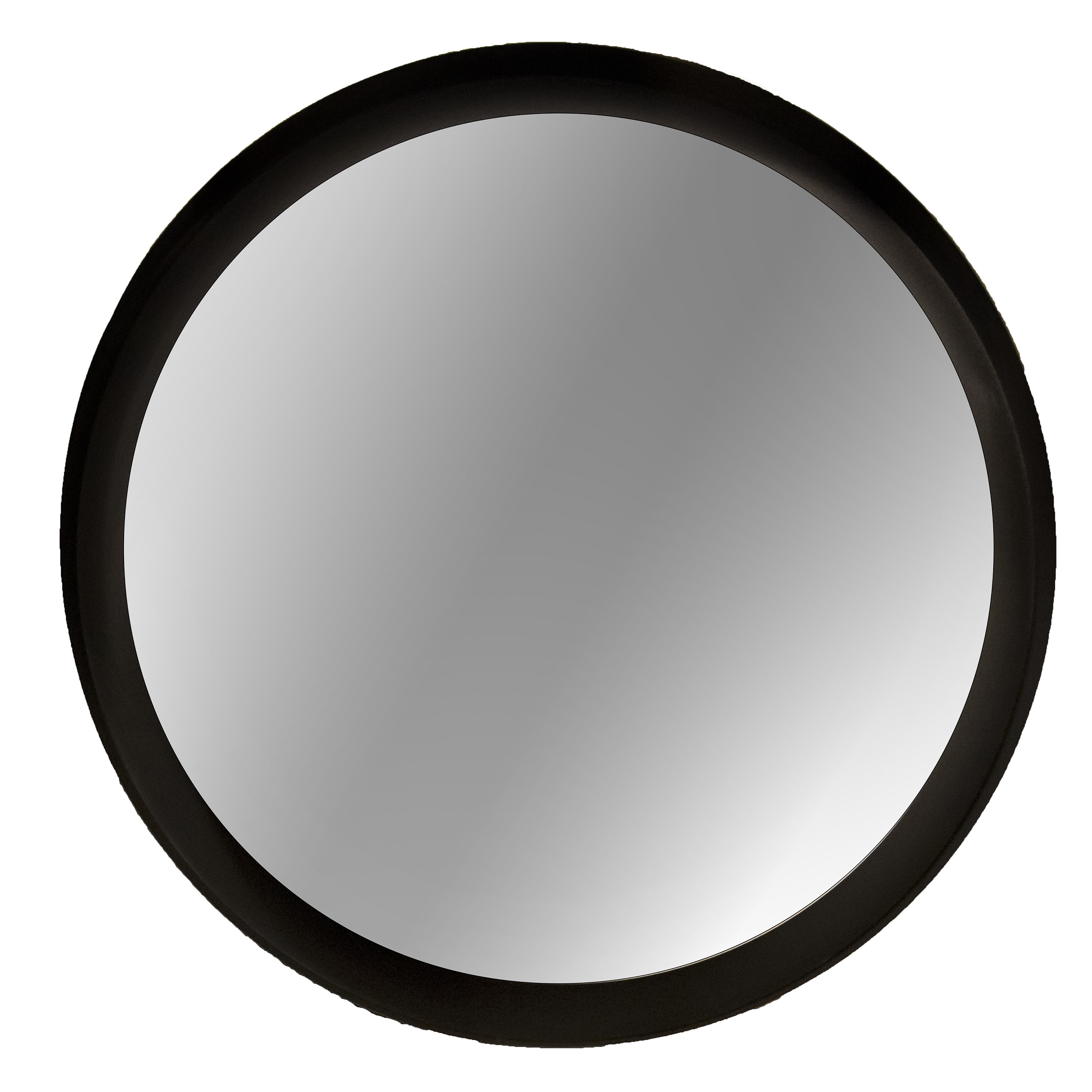 Sub spiegel rond met LED-verlichting en sensor 75 cm