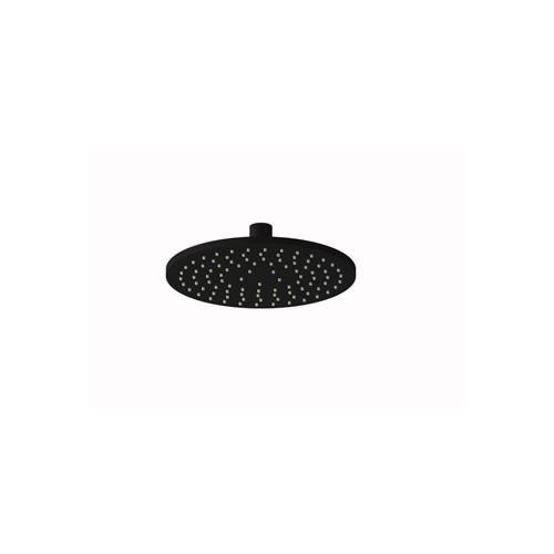 Plieger Roma hoofddouche rond Ø20 cm, mat zwart