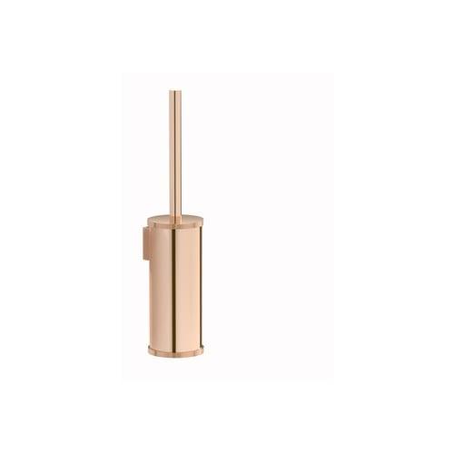 Plieger Roma closetborstelgarnituur wandmodel, rose goud