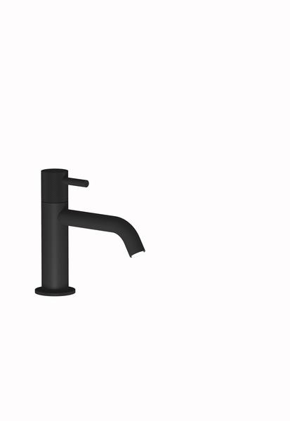 Plieger Roma toiletkraan met vaste uitloop, mat zwart