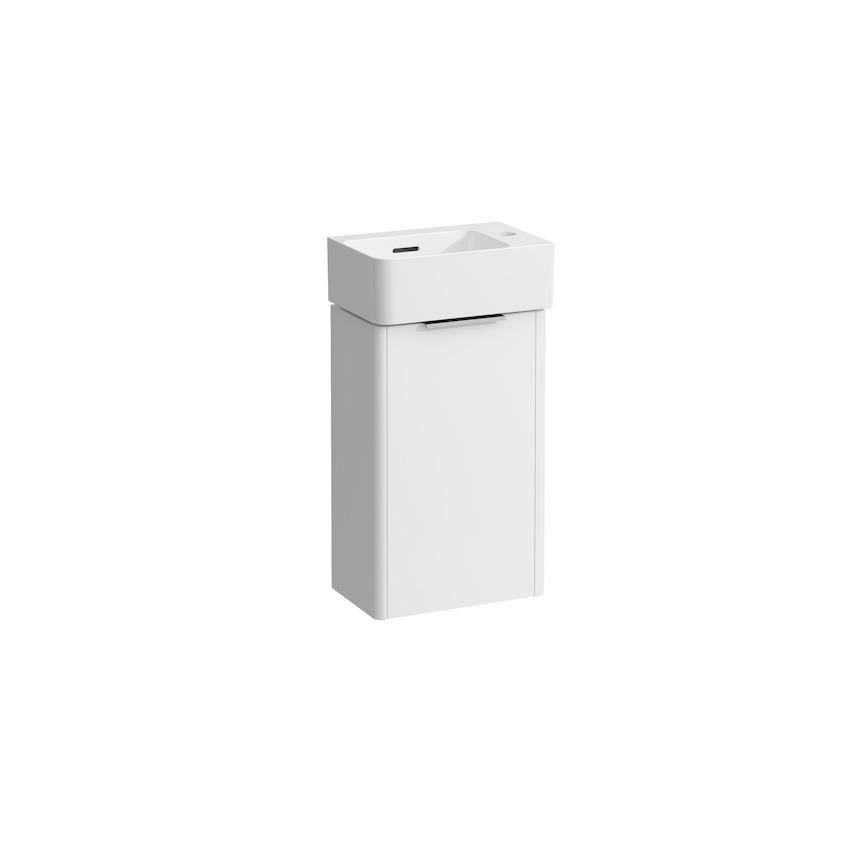 LAUFEN Val pack, fontein en onderbouwkast 1 deur, mat wit