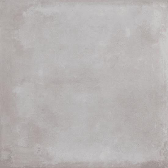 Sub Icon vloertegel, 80,2x80,2x1 cm, silver