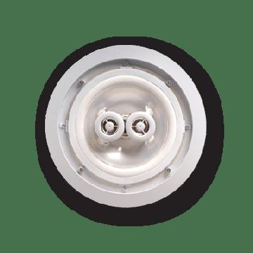 AquaSound Samba DT speaker 230x78 inbouw 80W, wit