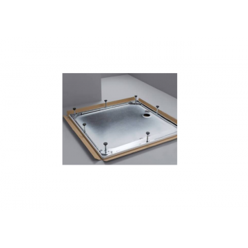 Bette potensysteem voor douchebak 120x80 cm,