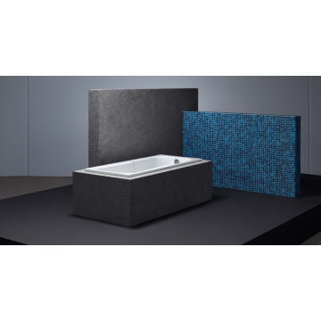 Bette Set plaatstalen bad 160x75x38 cm, wit