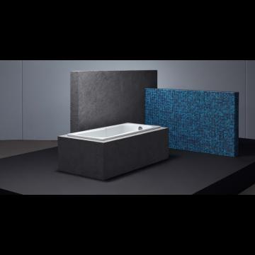 Bette Set plaatstalen bad 170x80x38 cm, wit