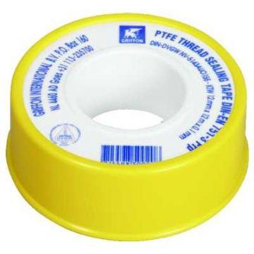 Griffon tape (voor water) 12x0, 1 mm rol á 12 mtr