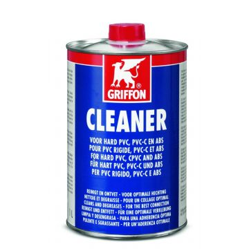 Griffon PVC reinigingsmiddel à 1 ltr.