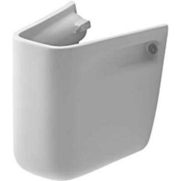 Duravit D-code sifonkap voor fontein 45 cm, wit