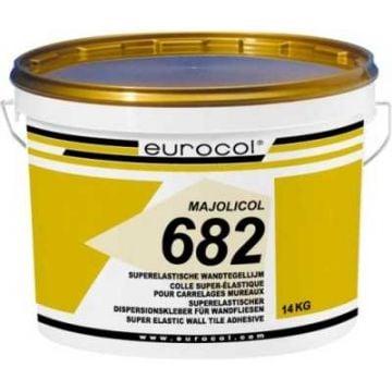 Eurocol 682 Majolicol pastategellijm emmer à 14kg