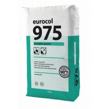 Eurocol 975 Europlan Special egaliseermiddel zak à 23kg